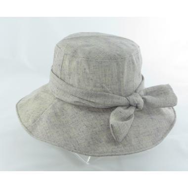 ж шляпа 2213-31 1720 бант беж/сирень