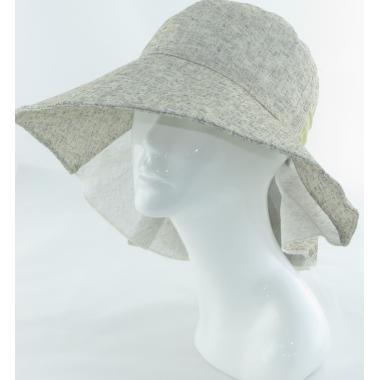 ж шляпа 2213-22 F11230-7 в крапление беж