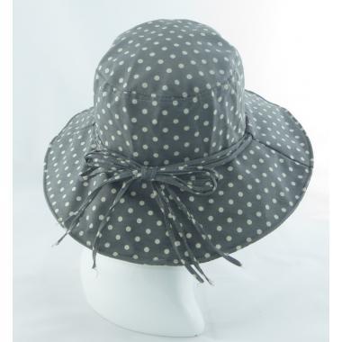 ж шляпа 2213-36 YF1734 горох сер