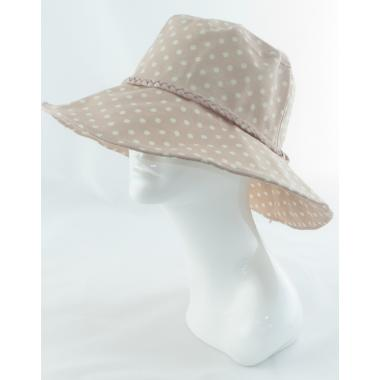 ж шляпа 2213-36 YF1734 горох розовый