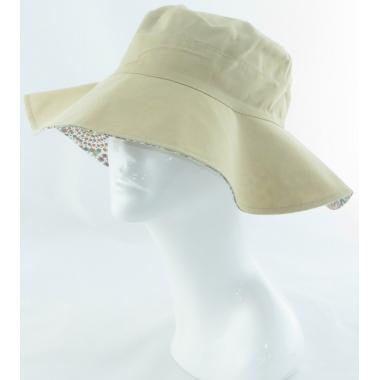 ж шляпа 2213-24 YF1724 двухсторонняя св.беж