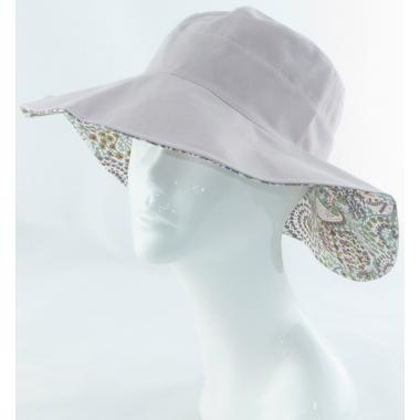 ж шляпа 2213-24 YF1724 двухсторонняя сирень