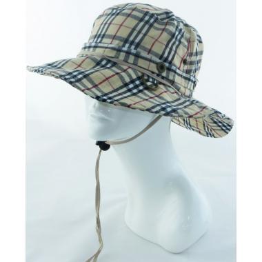 ж шляпа 2213-42 Y120 клетка беж