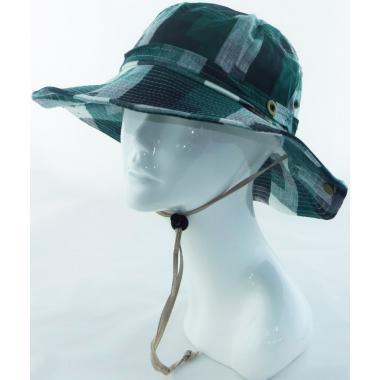 ж шляпа 2213-42 Y120 клетка зелен