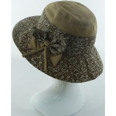 ж шляпа 2213-27 YF1717 цветы беж