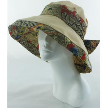 ж шляпа 2213-29 YF1708 бант персик