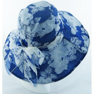 ж шляпа 2213-21 YF1705 цветы син
