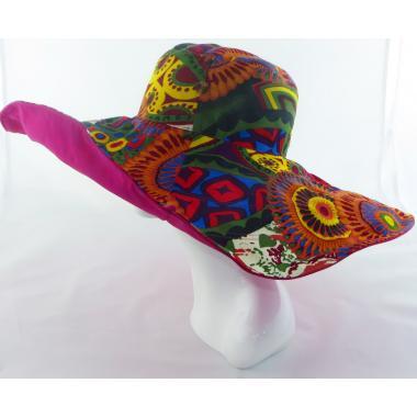 ж шляпа 2213-33 1253-1 фуксия