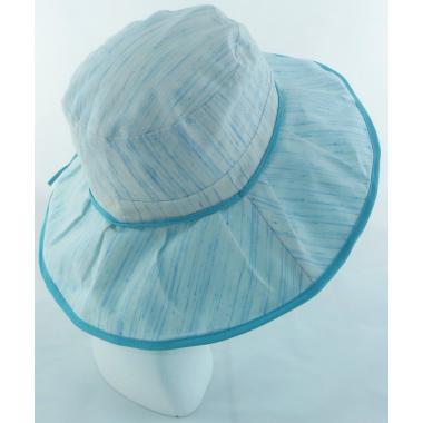 ж шляпа 2213-25 YF1709 цветок бирюза