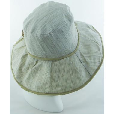 ж шляпа 2213-25 YF1709 цветок беж