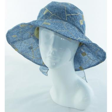 ж шляпа 2213-35 1736 вышивка голуб