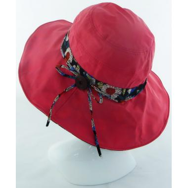 ж шляпа 2213-28 YF1725 пуговка коралл